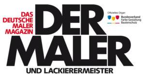 Logo der Zeitschrift der Maler