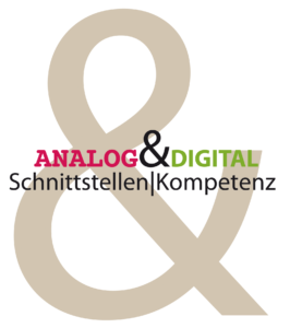 Logo der Firma analog & digital